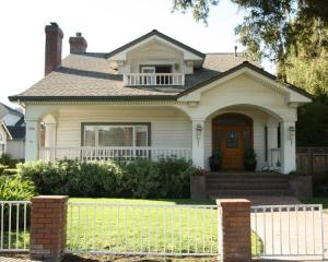 Historic Rumbolz house in Santa Clara