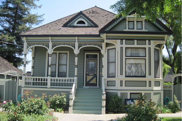 Victorian preservation association of santa clara valley for Clara house